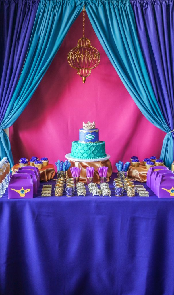 Moroccan Birthday Party Sarom Inspired