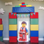 Life Size Lego Photo Booth
