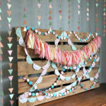 Life Size Shabby Chic Photo Booth